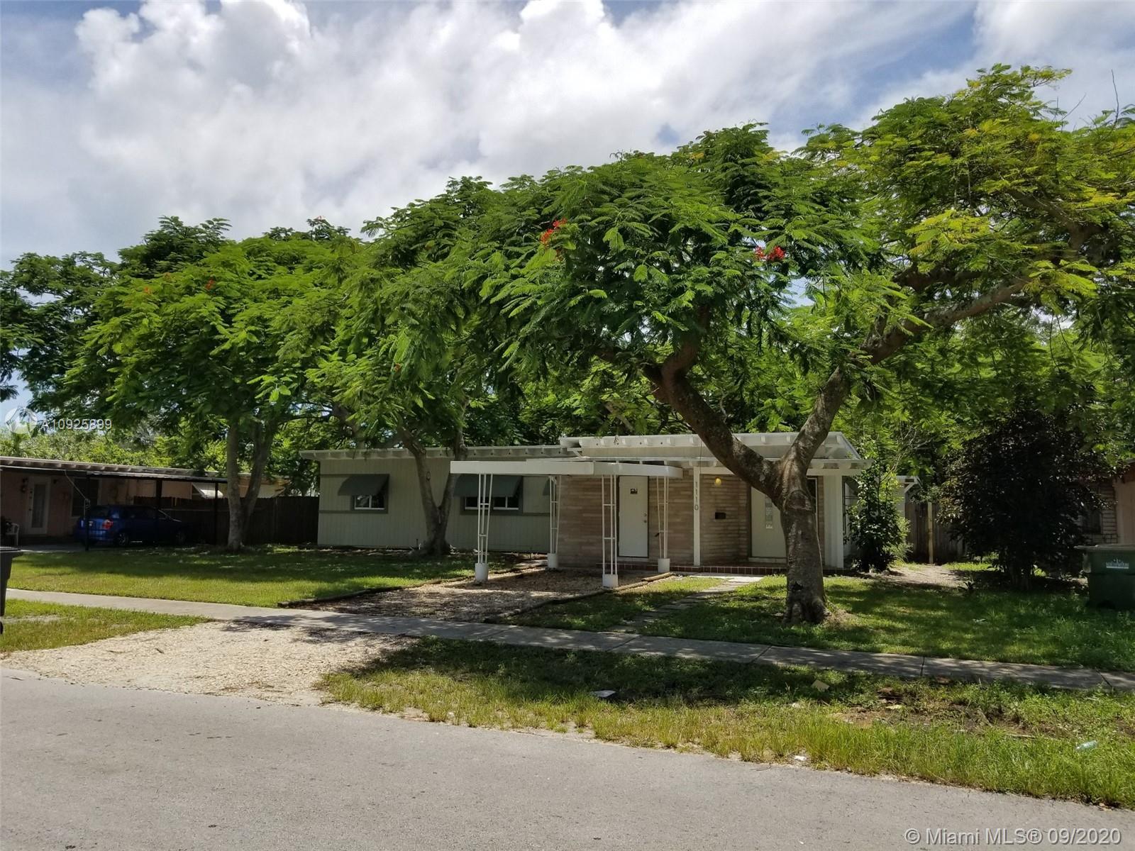 1110 NE 130th St  For Sale A10925899, FL