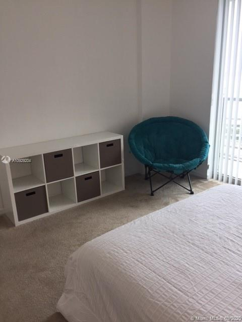 Great opportunity to live in one of the best and growing areas of Miami. Close to shops, restaurants, City Centre and Nightlife. This is a 2 bedrooms unit, fully furnished. Could be lease for short period at $ 2725.00 per month.