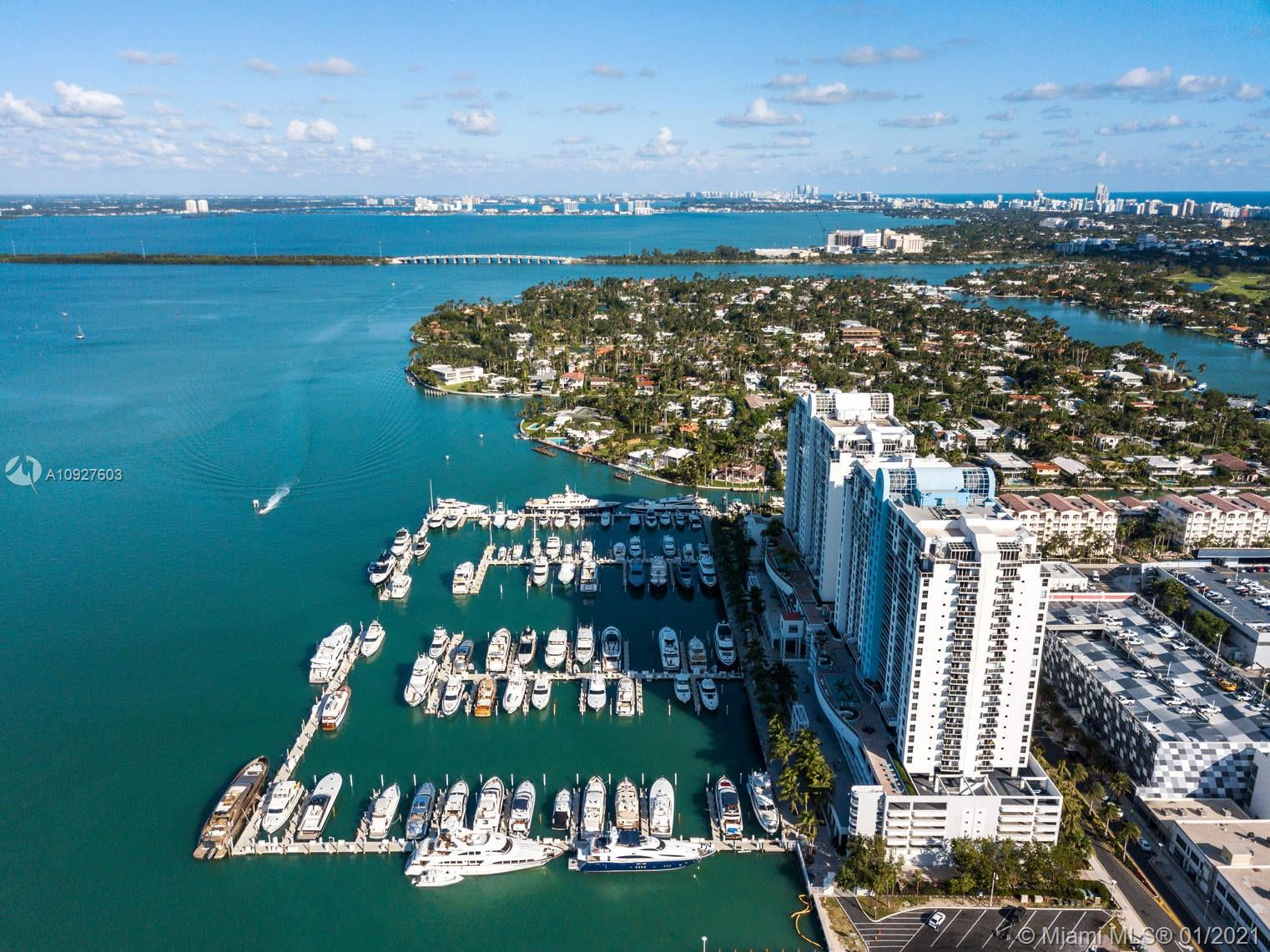 1800  Sunset Harbour Dr #2415 For Sale A10927603, FL