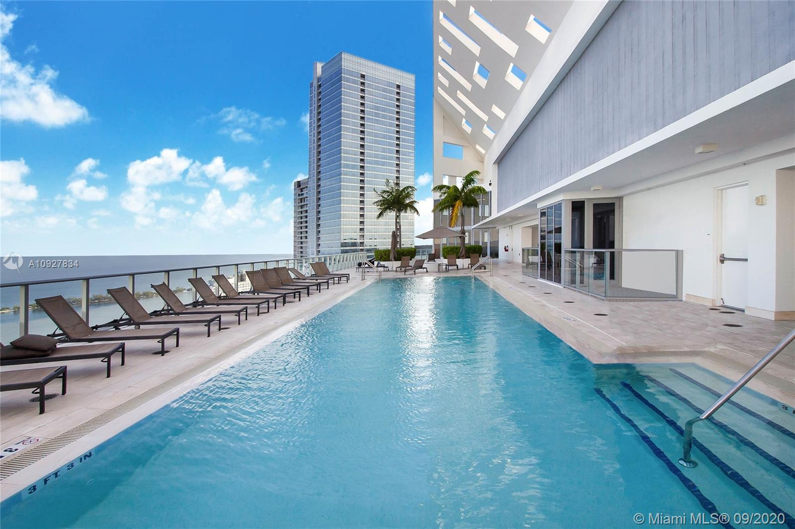 1300  Brickell Bay Dr #4001 For Sale A10927834, FL