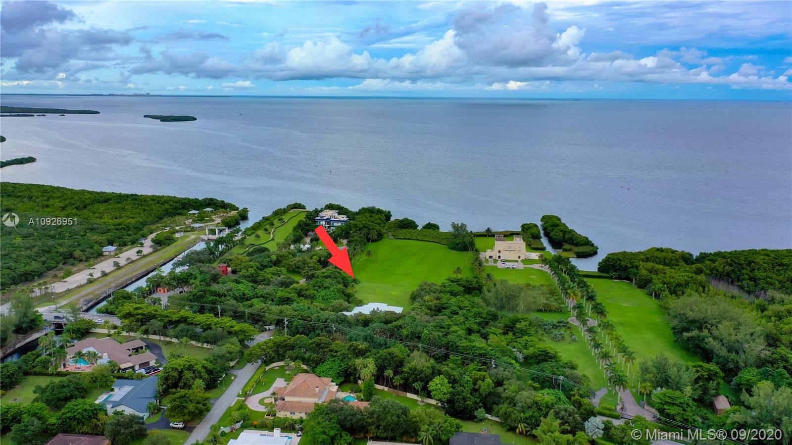 17401  Old Cutler Rd  For Sale A10926951, FL