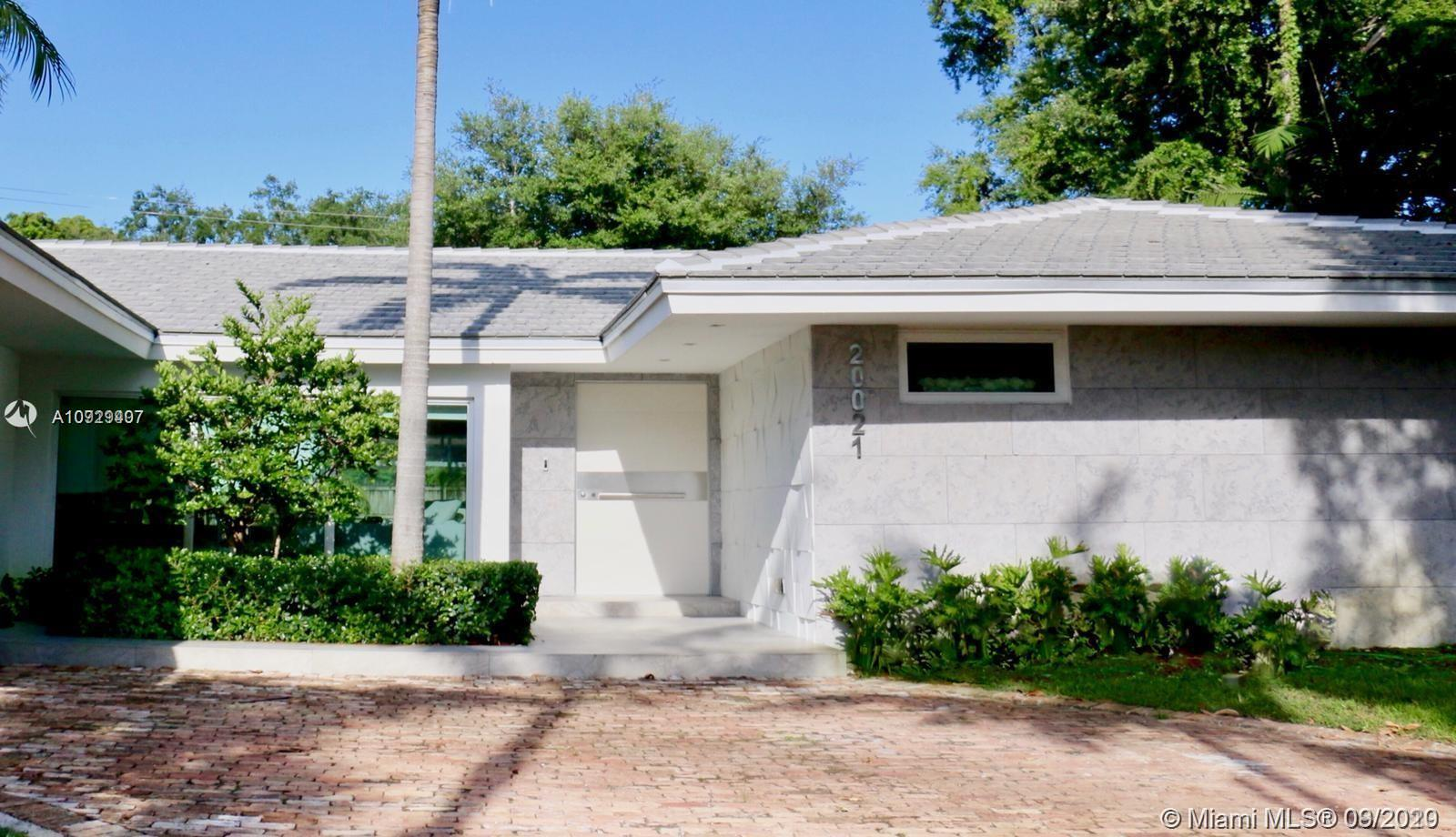 20021 NE 21st Ave  For Sale A10929407, FL