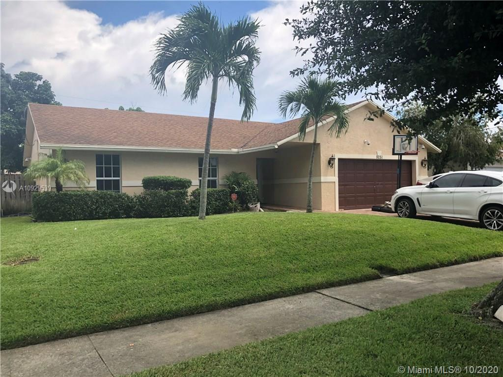8251 NW 47th St  For Sale A10929539, FL