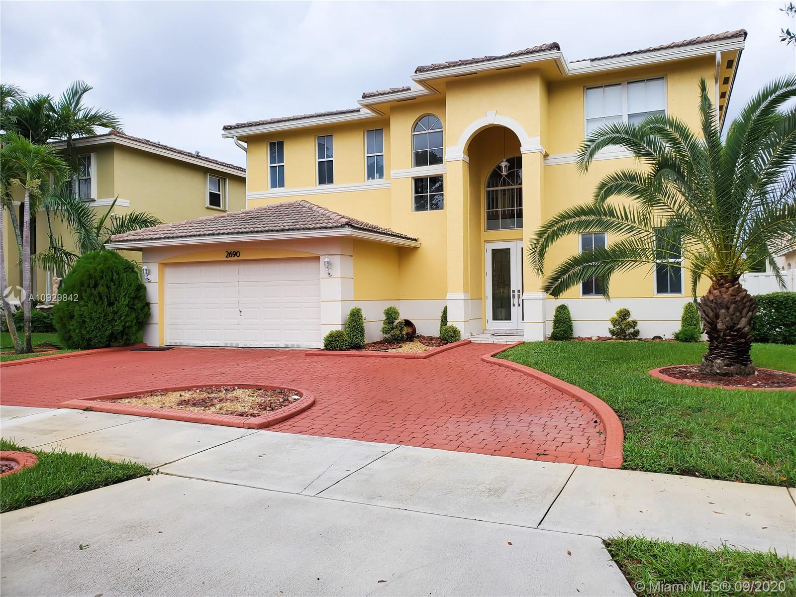 2690 SW 138th Ave  For Sale A10929842, FL