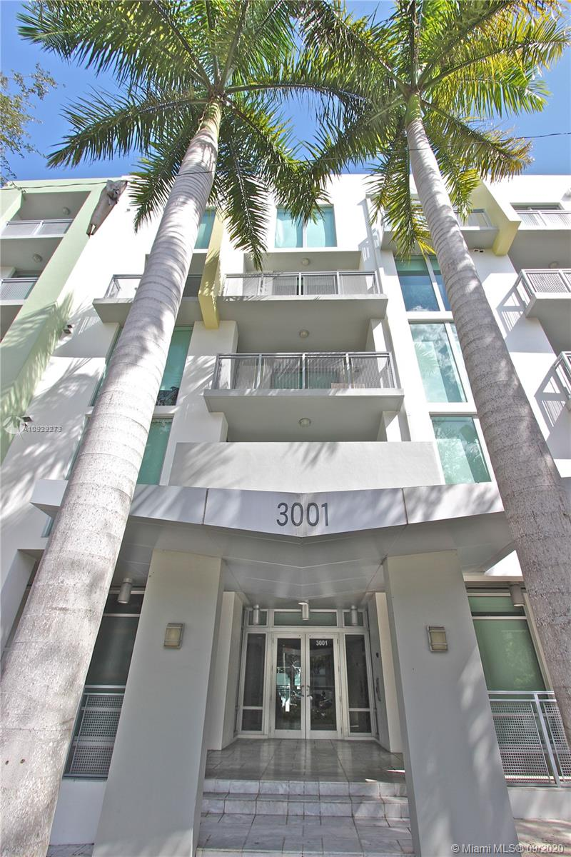 Beautiful Contemporary 2 Bedroom 2 bath condo in the heart of Coconut Grove.  2 Garage parking spots. Floor to ceiling impact glass windows and polished marble floors.  Modern Espresso kitchen cabinets with granite counters and newer stainless appliances.  Custom Maple built closet cabinetry. Covered balcony, roll down blinds and modern fixtures. South 27 is a Boutique Condo building with fantastic amenities including heated pool, fully equipped fitness center and roof top Sun Deck. Secured entry building with security cameras. Close to shopping, casual & fine restaurants, marinas, metrorail and ocean front parks. Great Condo, terrific location.