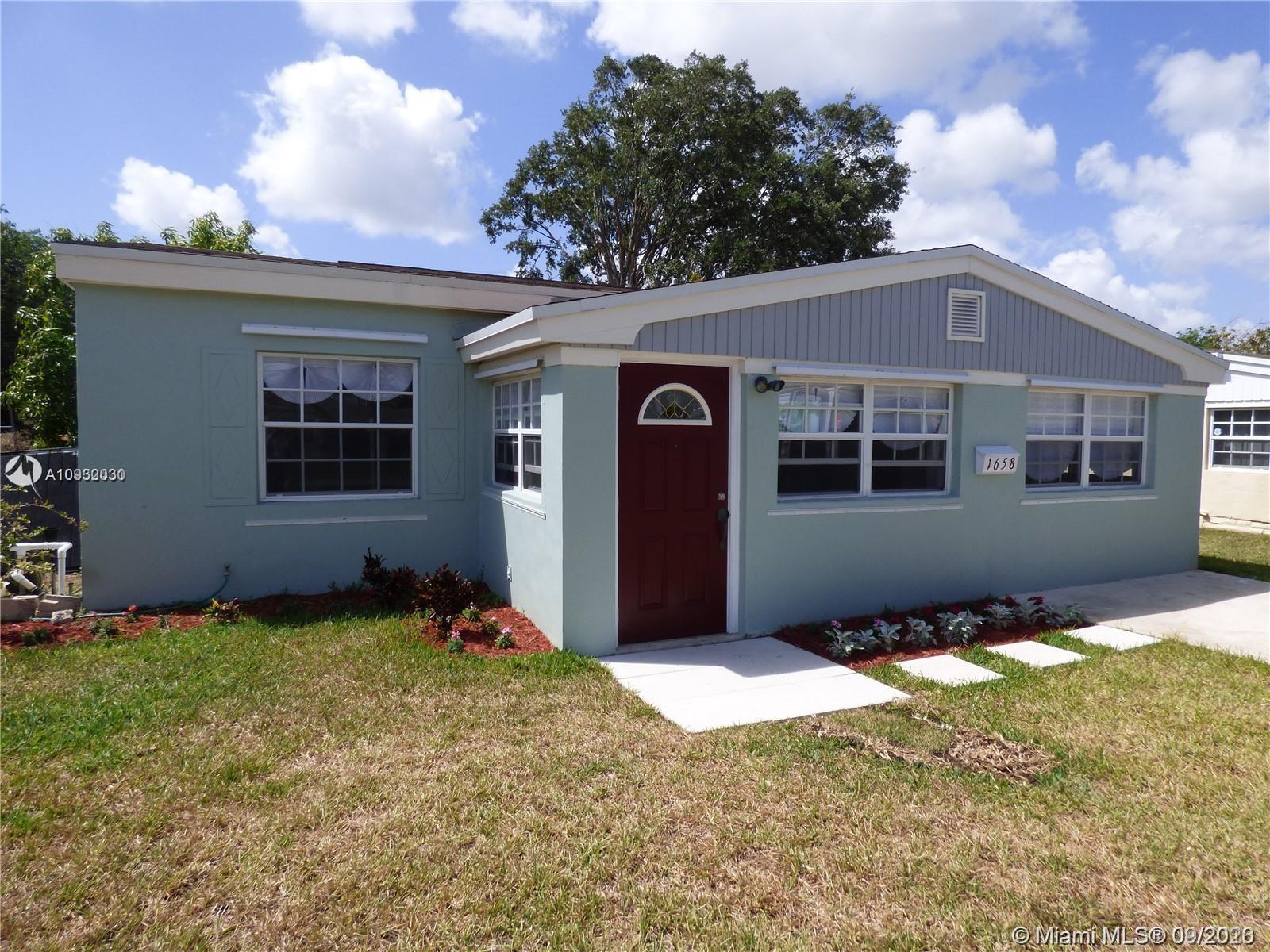 1658 NE 175th St  For Sale A10930030, FL