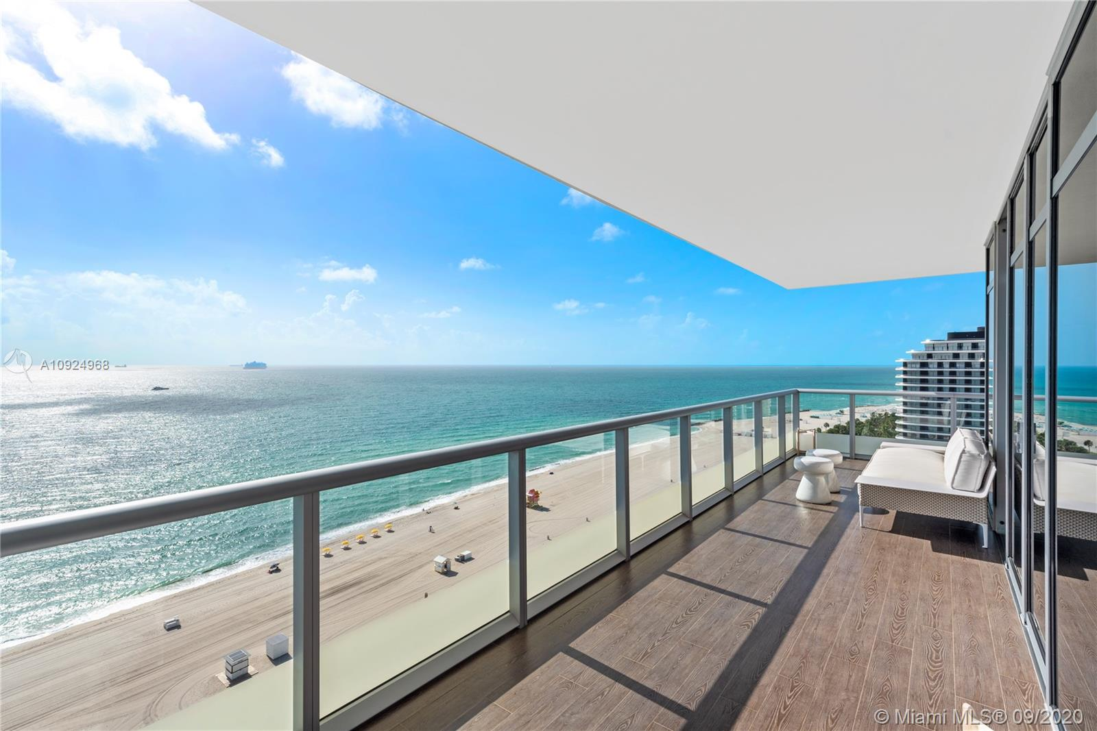 3737  Collins Ave #S-1702 For Sale A10924968, FL