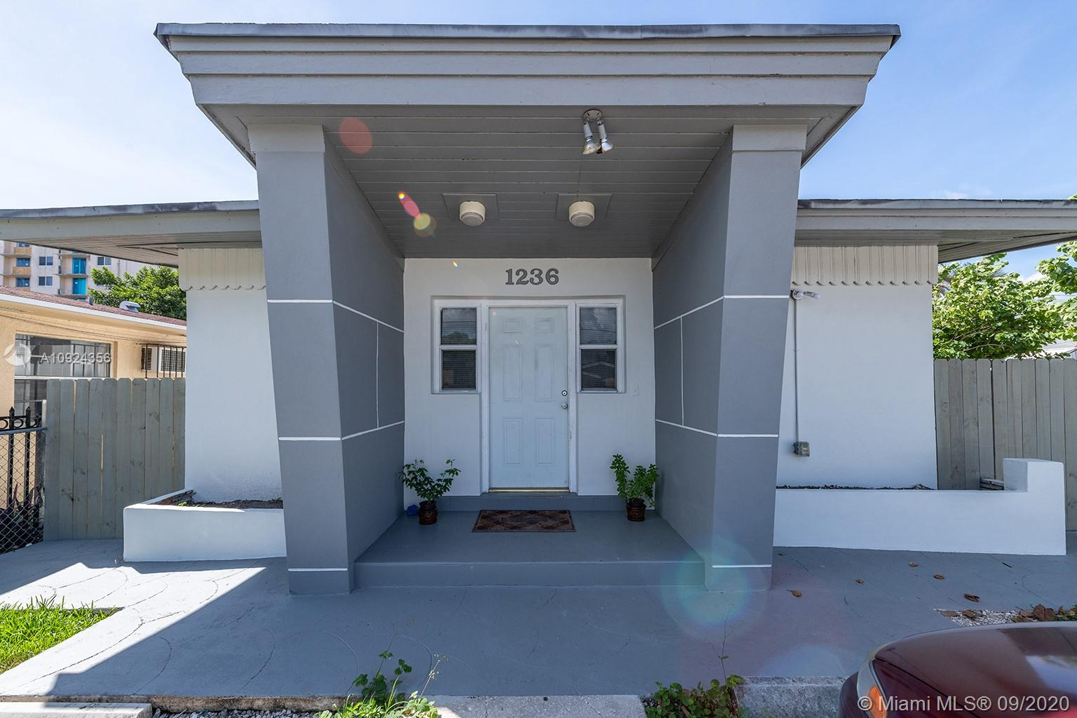 1236 NE 109th St  For Sale A10924356, FL