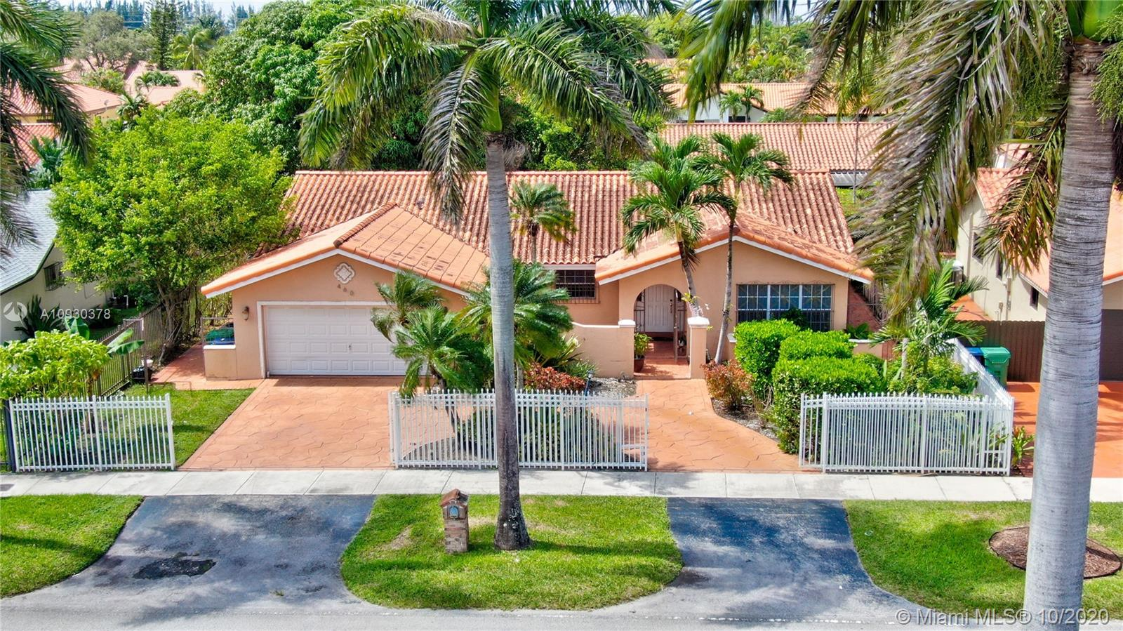 460 SW 132nd Ave  For Sale A10930378, FL