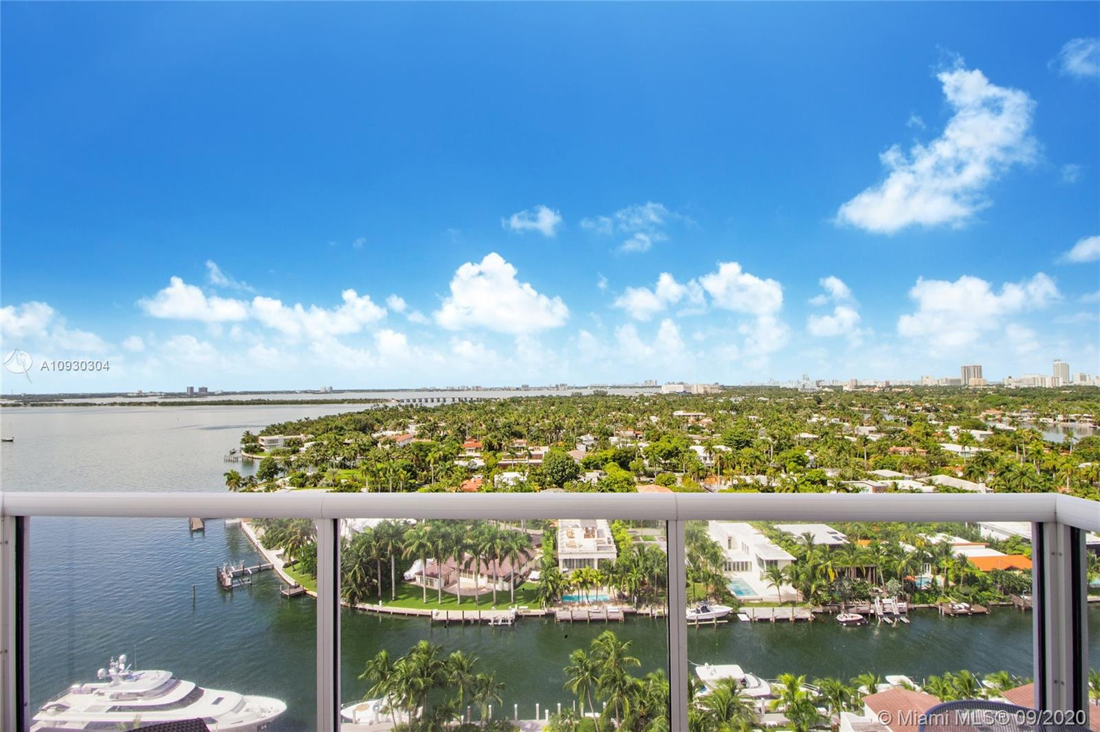 1900  Sunset Harbour Dr #1801 For Sale A10930304, FL