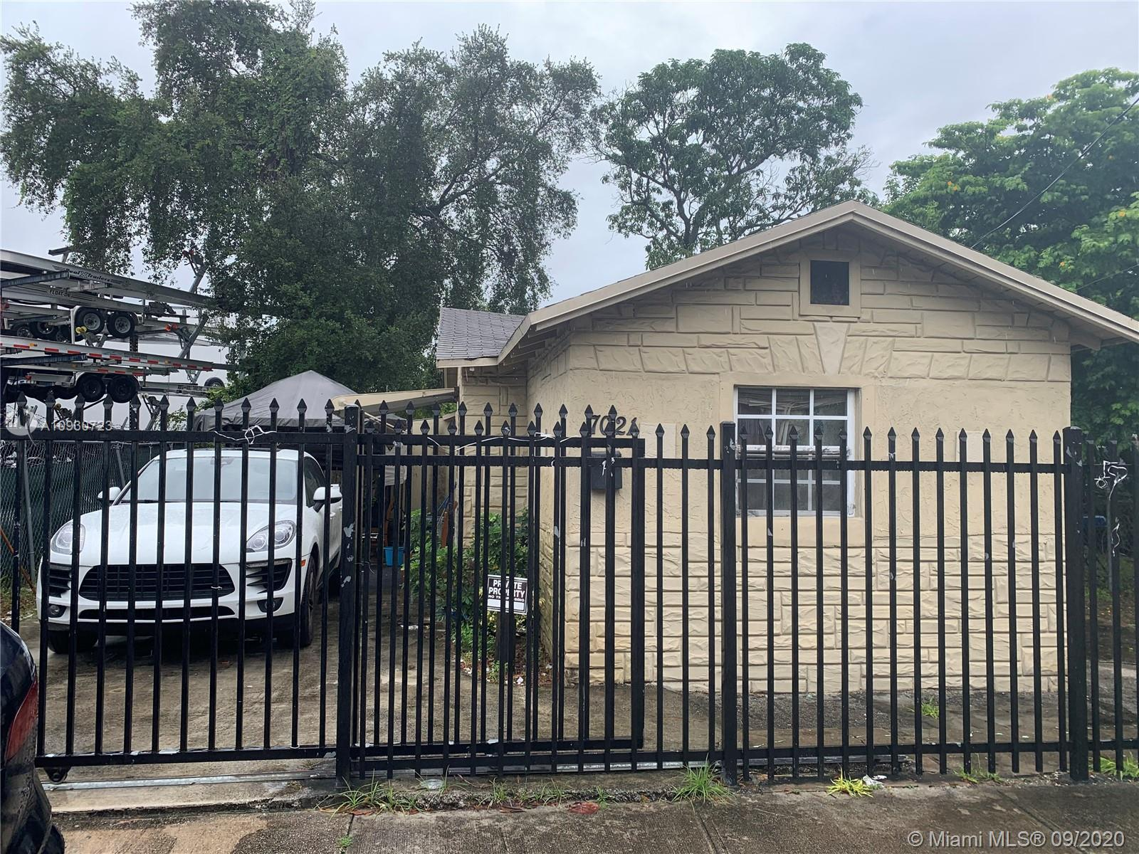 7021 NW 10th Ave  For Sale A10930723, FL