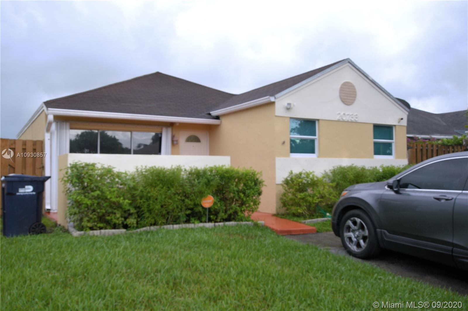 20733 SW 103rd Ave  For Sale A10930857, FL