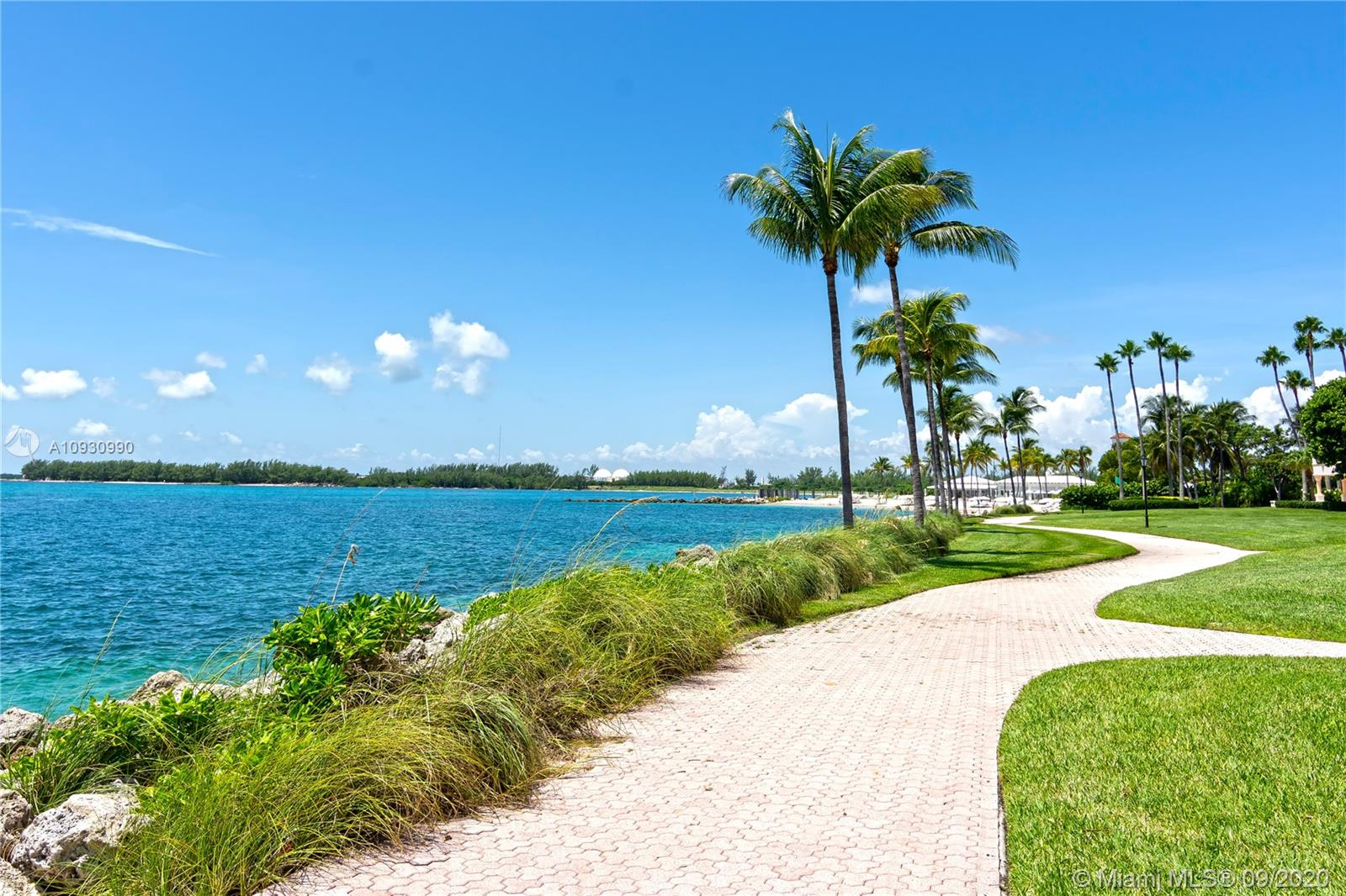 Welcome to exclusive Fisher Island's paradise, the most luxurious, desirable and wealthiest zip code in America with amenities galore!!!! Wow...what an amazing opportunity to own this fabulous, bright and sunny 3bed/3bath residence - 2049 SQFT of living area + a super size beautiful wrap around open terrace offering breathtaking ocean and garden views, a fantastic floor plan, marble floors throughout, newer stainless steel kitchen appliances, unfurnished but furniture can be negotiable, etc. One of the best features is that Seaside is one of the few Condos in Fisher Island that allows short term rentals  therefore is it a great buy not only for end users but also for investors looking to own a vacation rental in the most prestigious address in South Florida! No equity membership required!