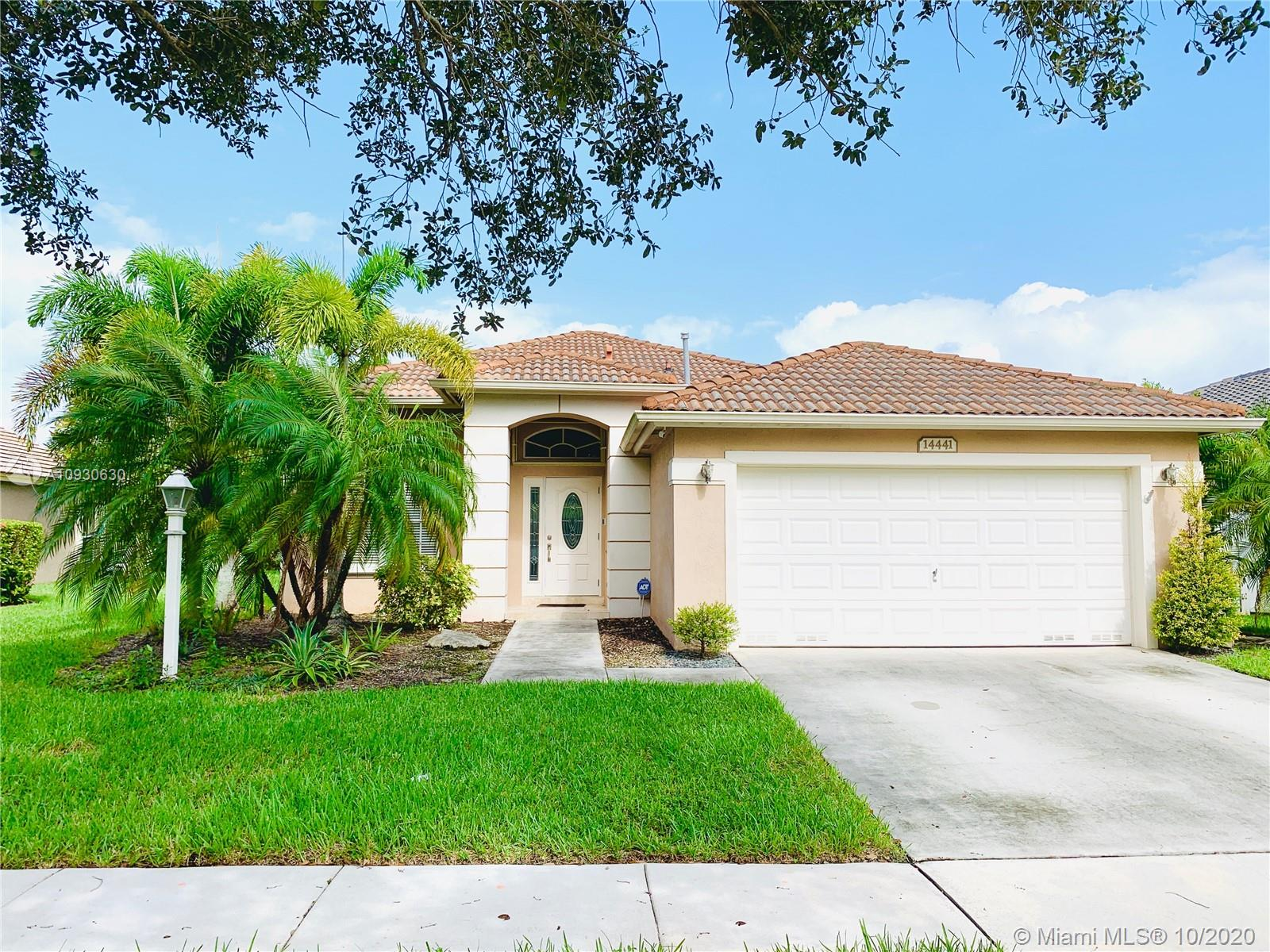 14441 NW 13 St  For Sale A10930630, FL