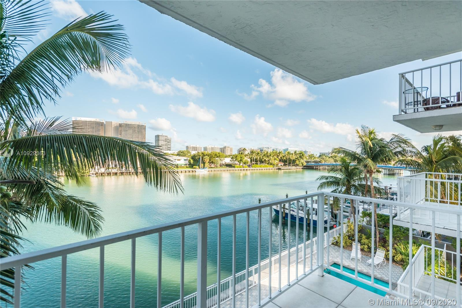 9721 E Bay Harbor Dr #3D For Sale A10929363, FL