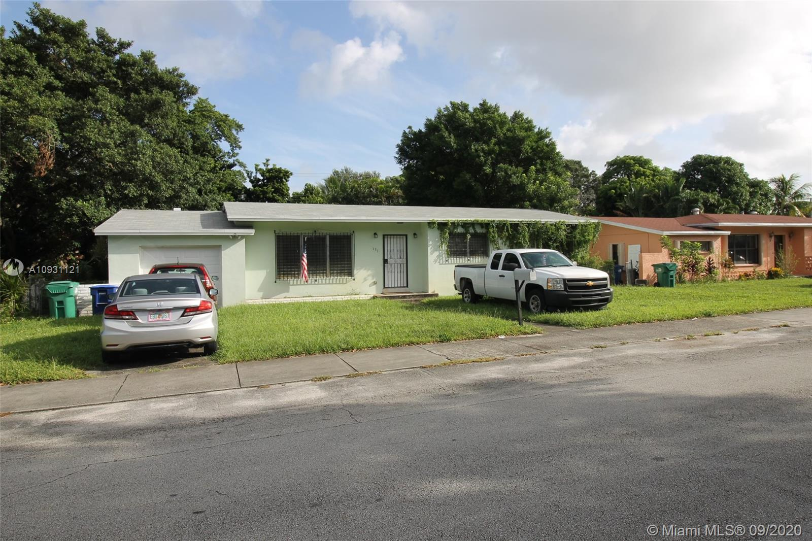 131 NW 115th St  For Sale A10931121, FL
