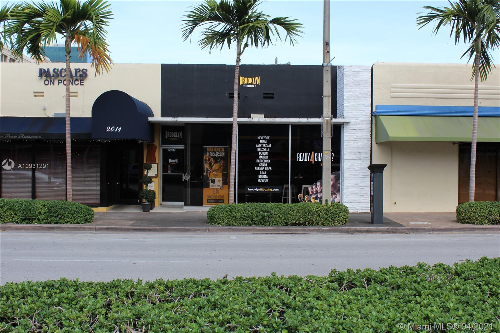 2615  Ponce De Leon Blvd  For Sale A10931291, FL