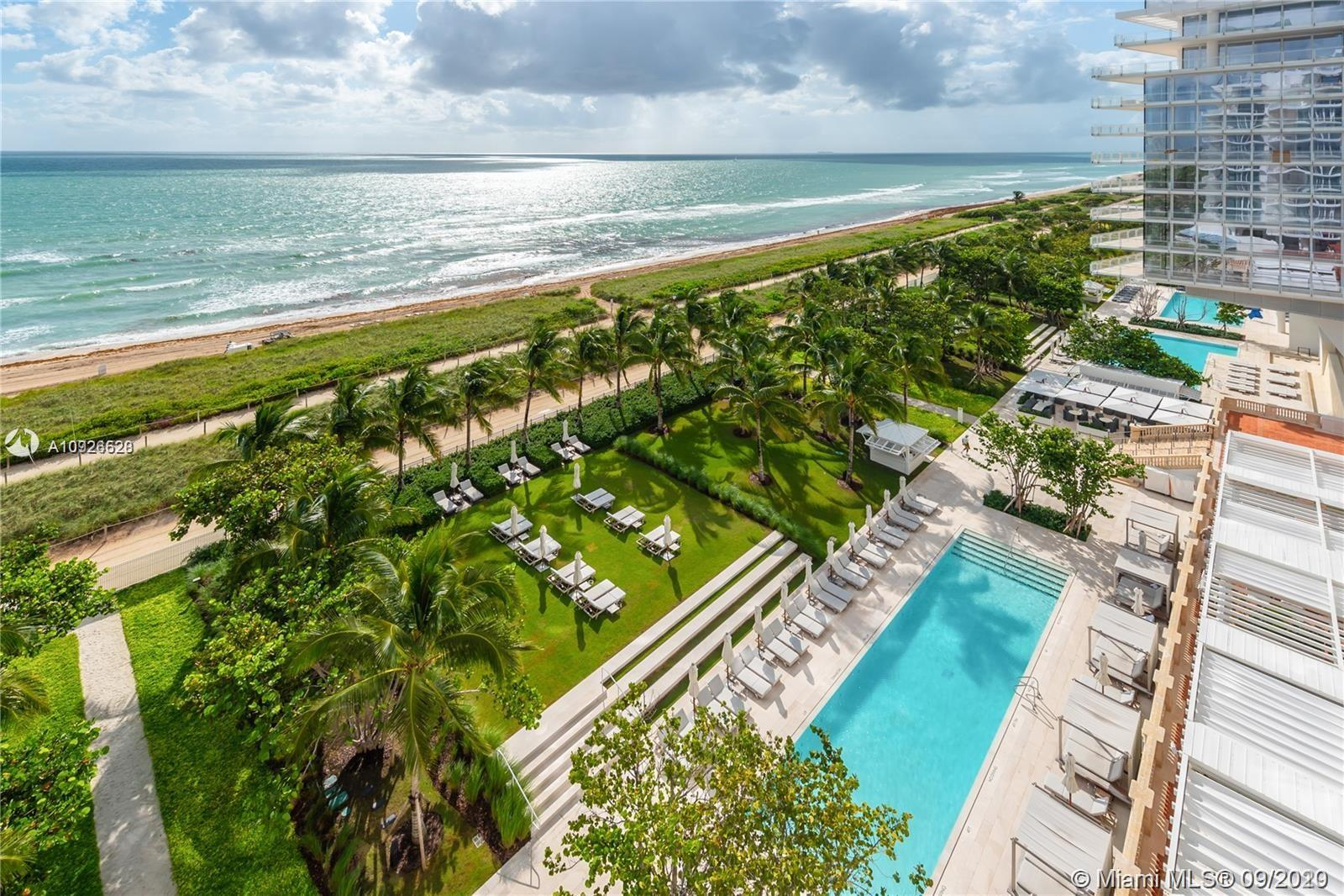 9111  Collins Ave #N-815 For Sale A10926528, FL
