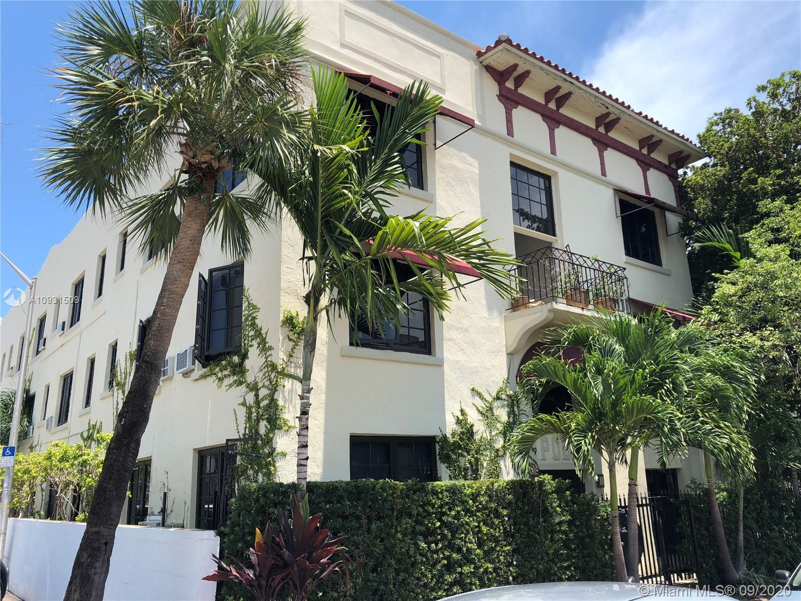 1619  Jefferson Ave #12 For Sale A10931509, FL