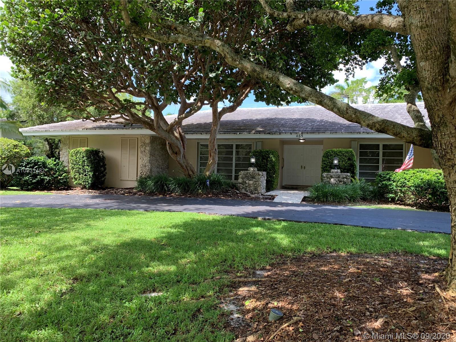 465  Campana Ave  For Sale A10931482, FL