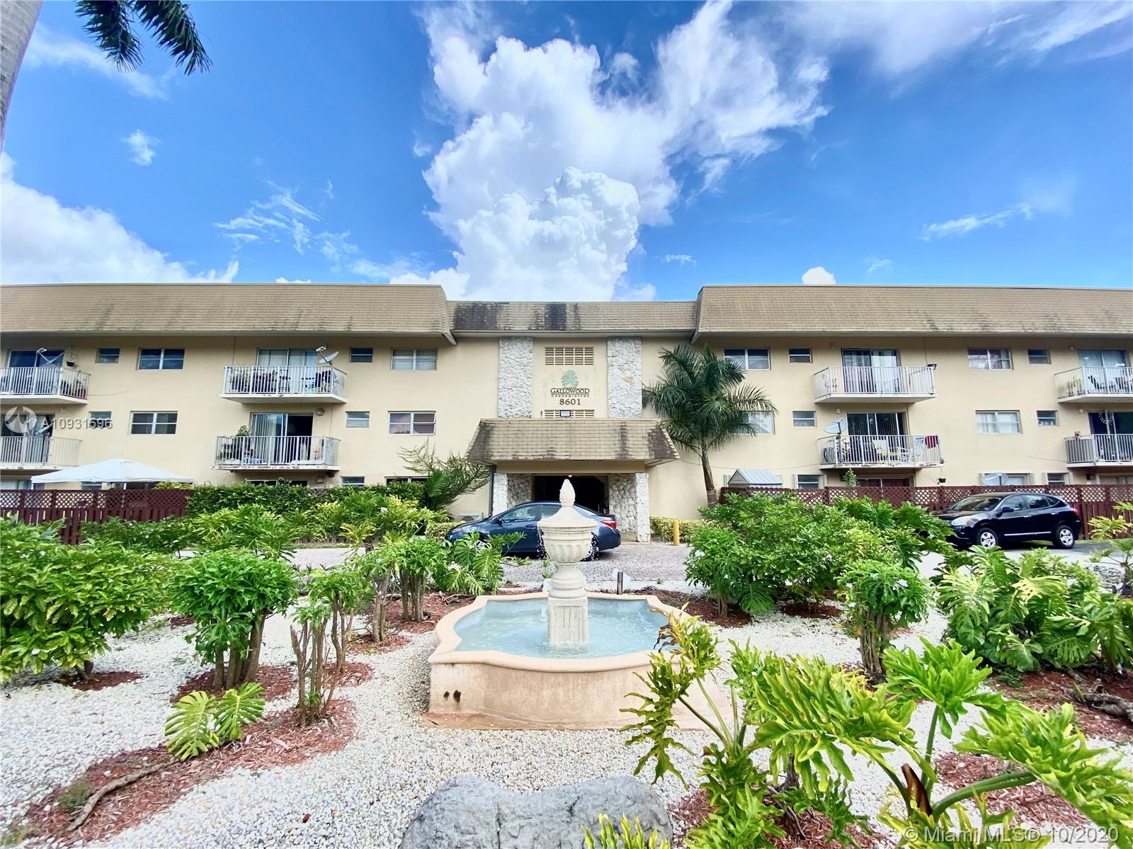 8601 SW 94th St #113W For Sale A10931596, FL
