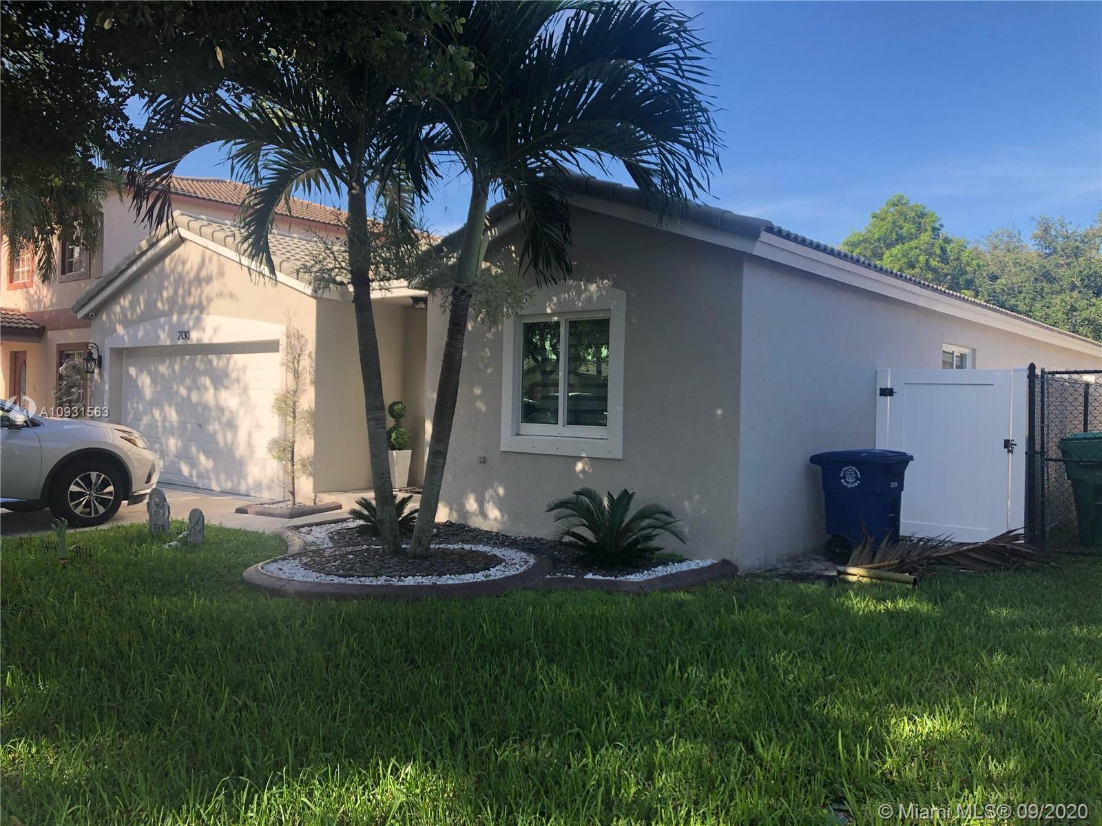 2130 SW 106th Ave  For Sale A10931563, FL