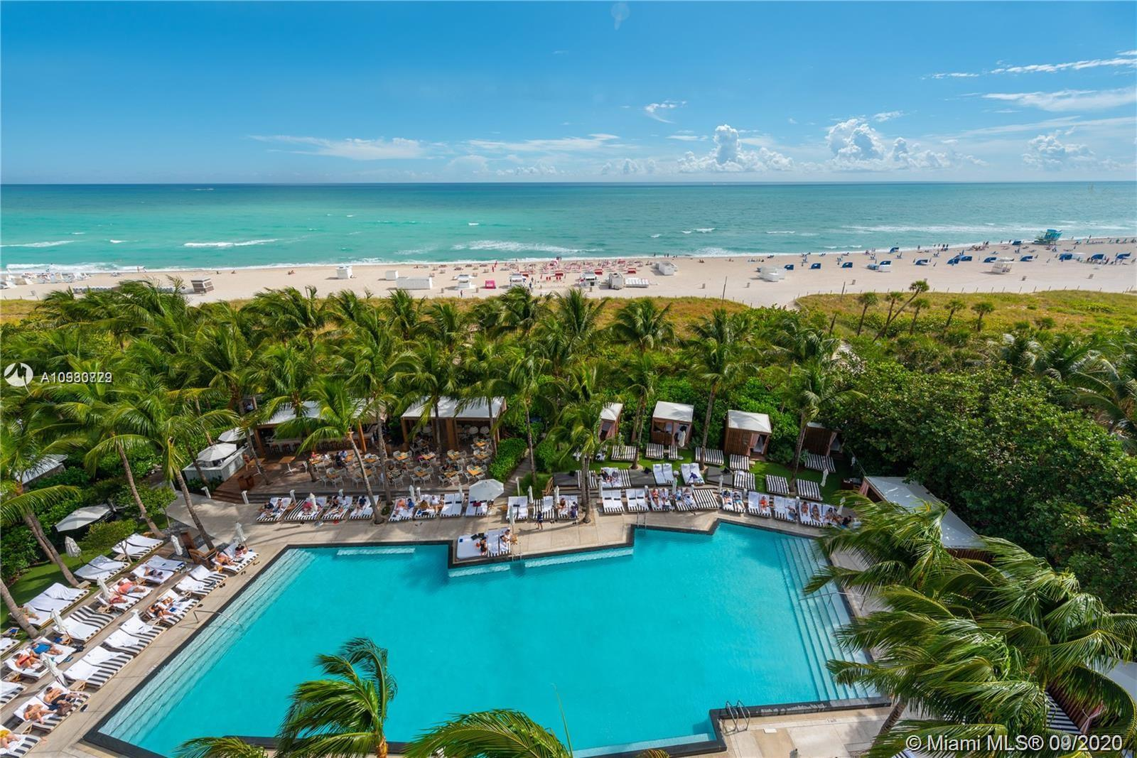 2201  Collins Ave #726/728/730 For Sale A10930729, FL
