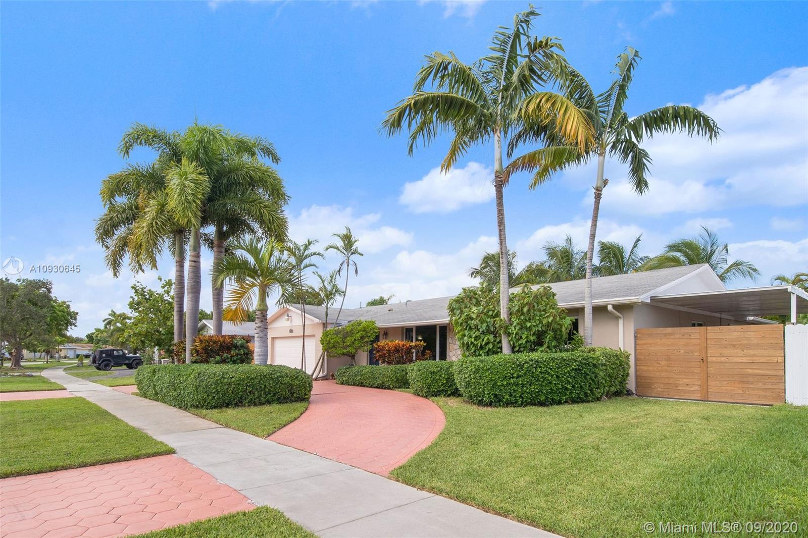 20411 SW 83rd Ave  For Sale A10930645, FL