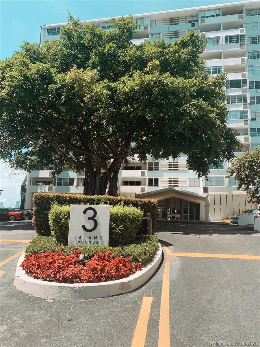 3  Island Ave #9J For Sale A10931411, FL