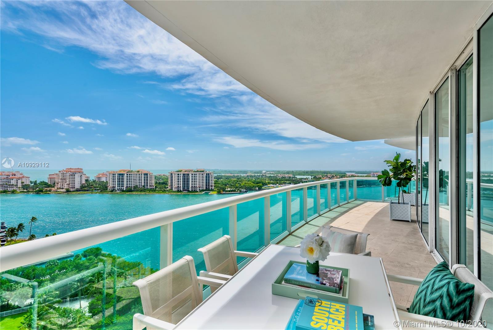 1000 S Pointe Dr #1605 For Sale A10929112, FL