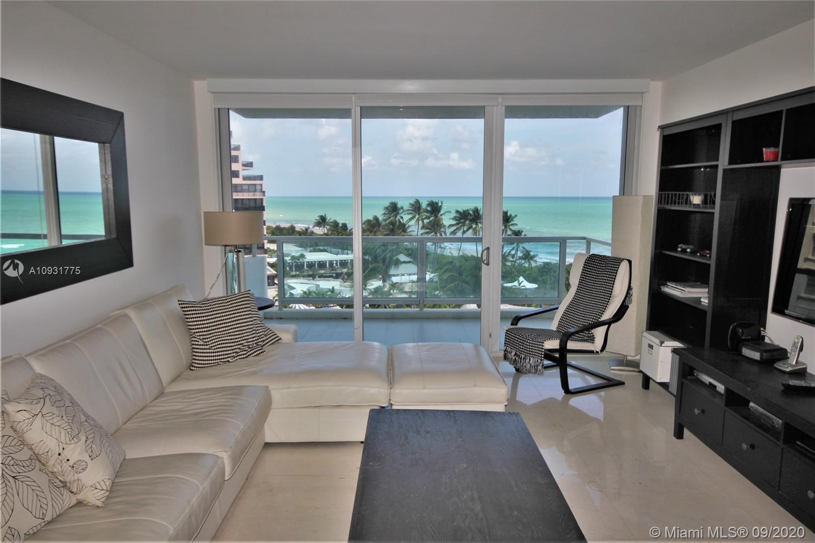 5151  Collins Ave #835 For Sale A10931775, FL