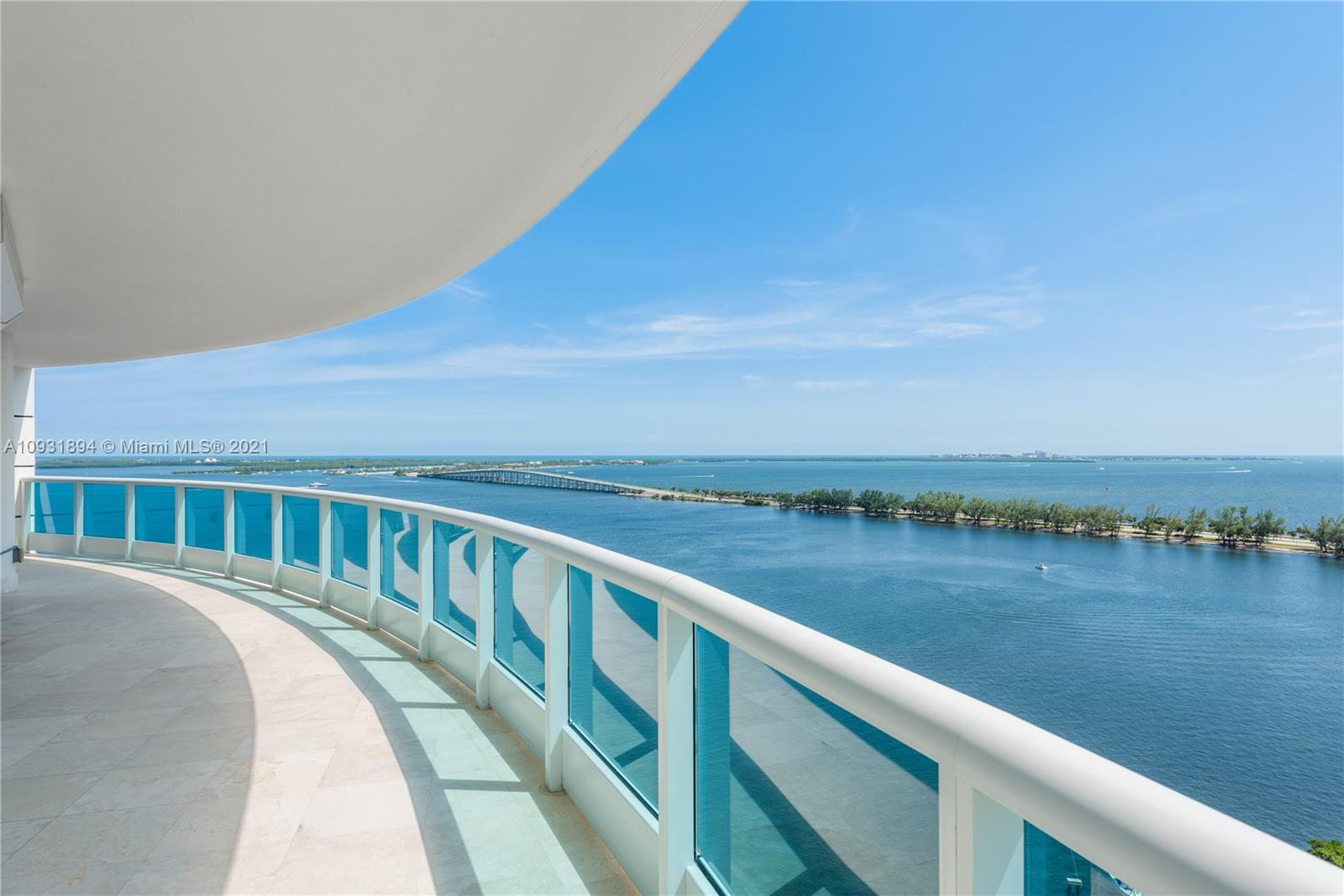 Situated at the prestigious, full-service, white-glove Bristol Tower, this spectacular 5,890 SF combined two unit  light-filled residence is a palace in the sky! The epitome of elegant bay front living on the desirable, quiet, tree-lined south side of Brickell. Residence 2401 &2402 boasts 6 beds, 5.5 baths,private elevator/entry foyer & exceptional 270 degree city/bay views from the astonishing 1,300 SF wraparound terrace. 3 assigned covered parking +unlimited valet parking & 2 storage units. Fantastic for entertaining.Total SF of apt including living & terraces is 7,190 SF. Amenities include Tennis, Gym, Kids Play Area, Swimming Pool, Gym/Spa, 24hr Doorman Security, & more. Located In The Heart of Brickell,close to Dining & Nightlife. Walk to the best Brickell has to offer.FULLY FURNISHED