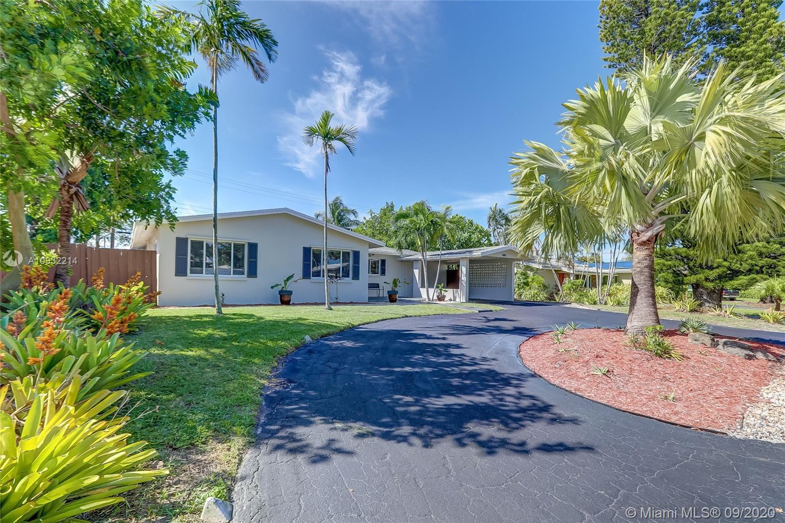 1840 NE 47th St  For Sale A10932214, FL