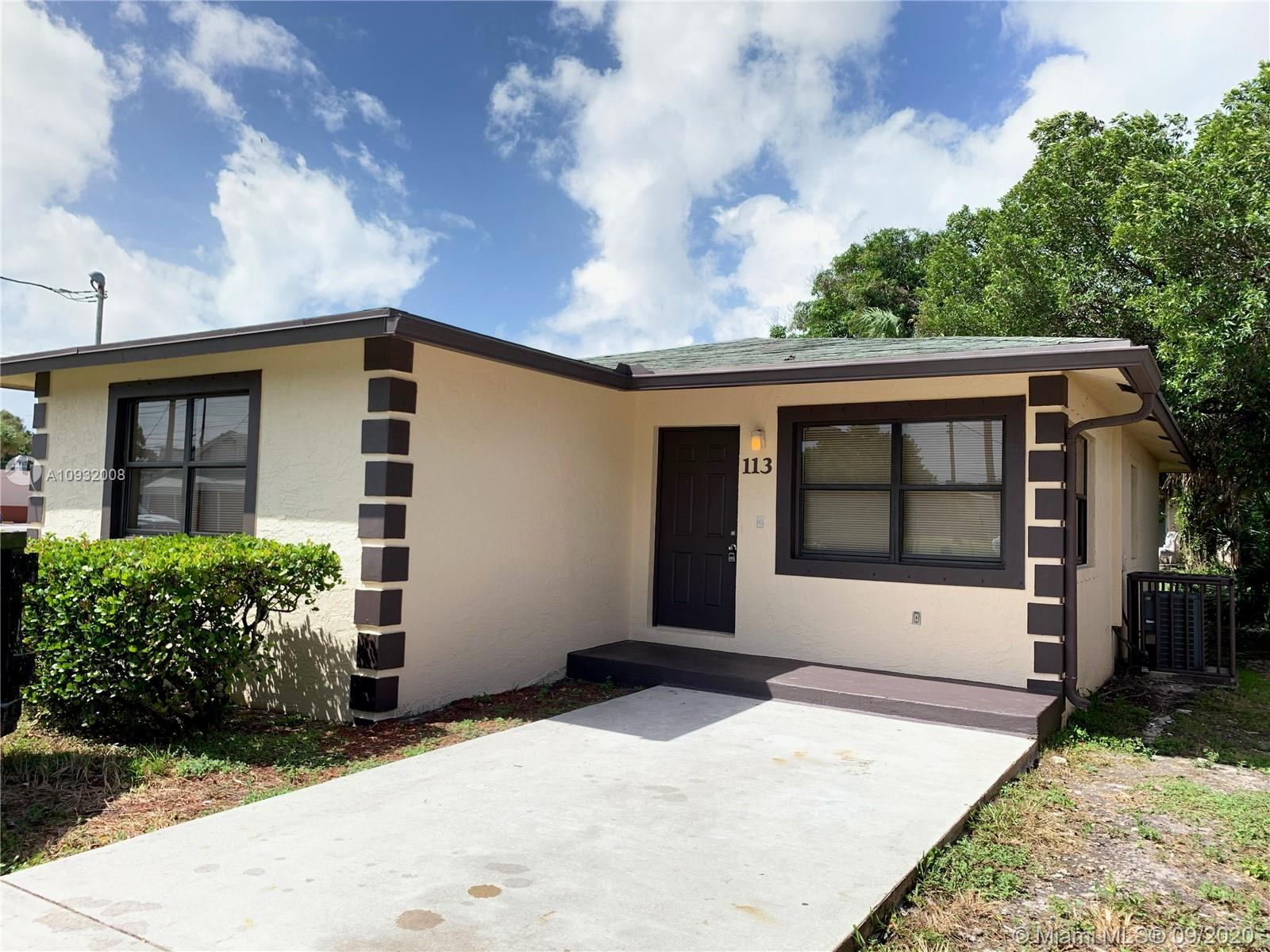 113 NW 5th Ave  For Sale A10932008, FL