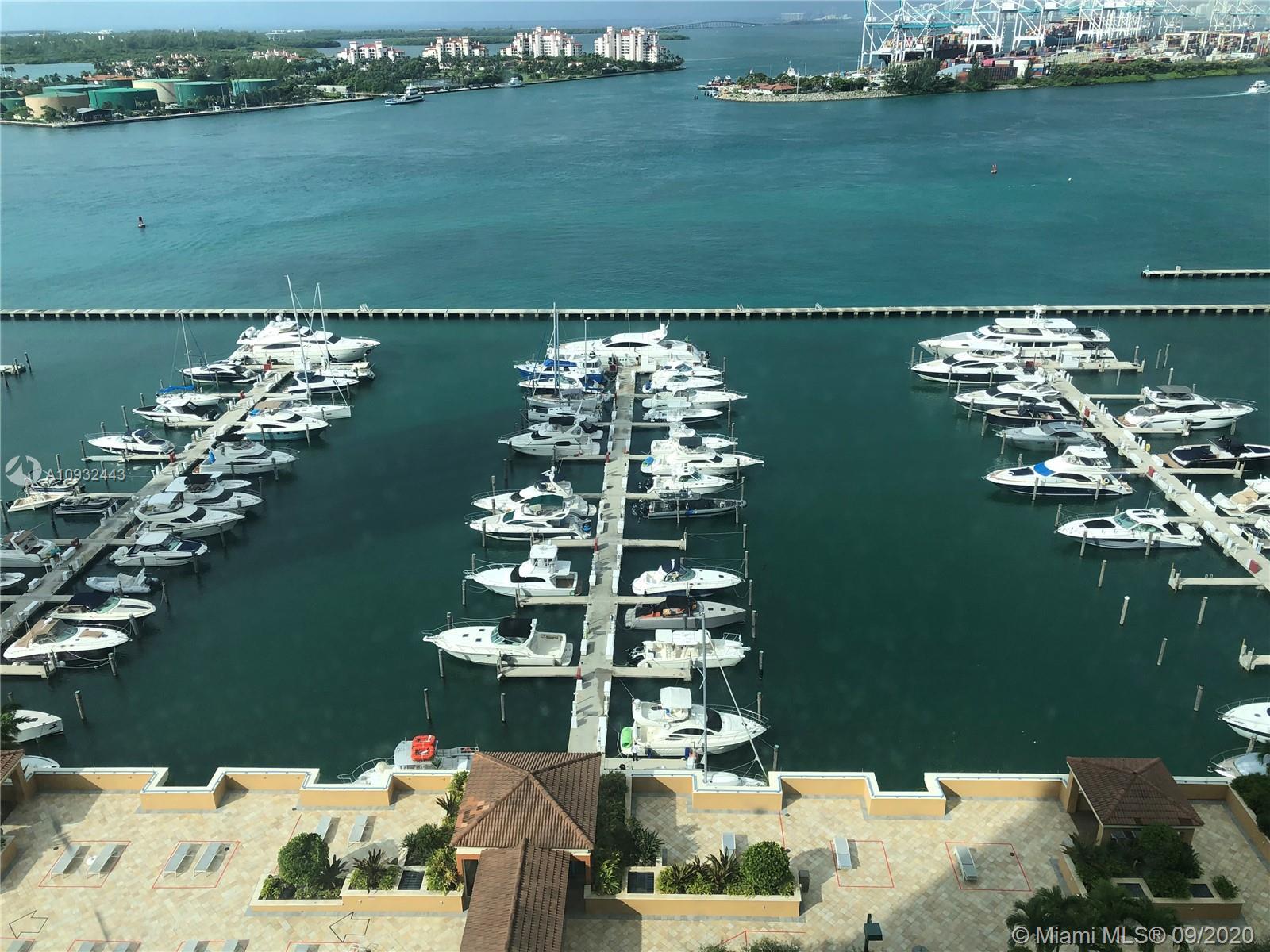 Miami Beach, Cays