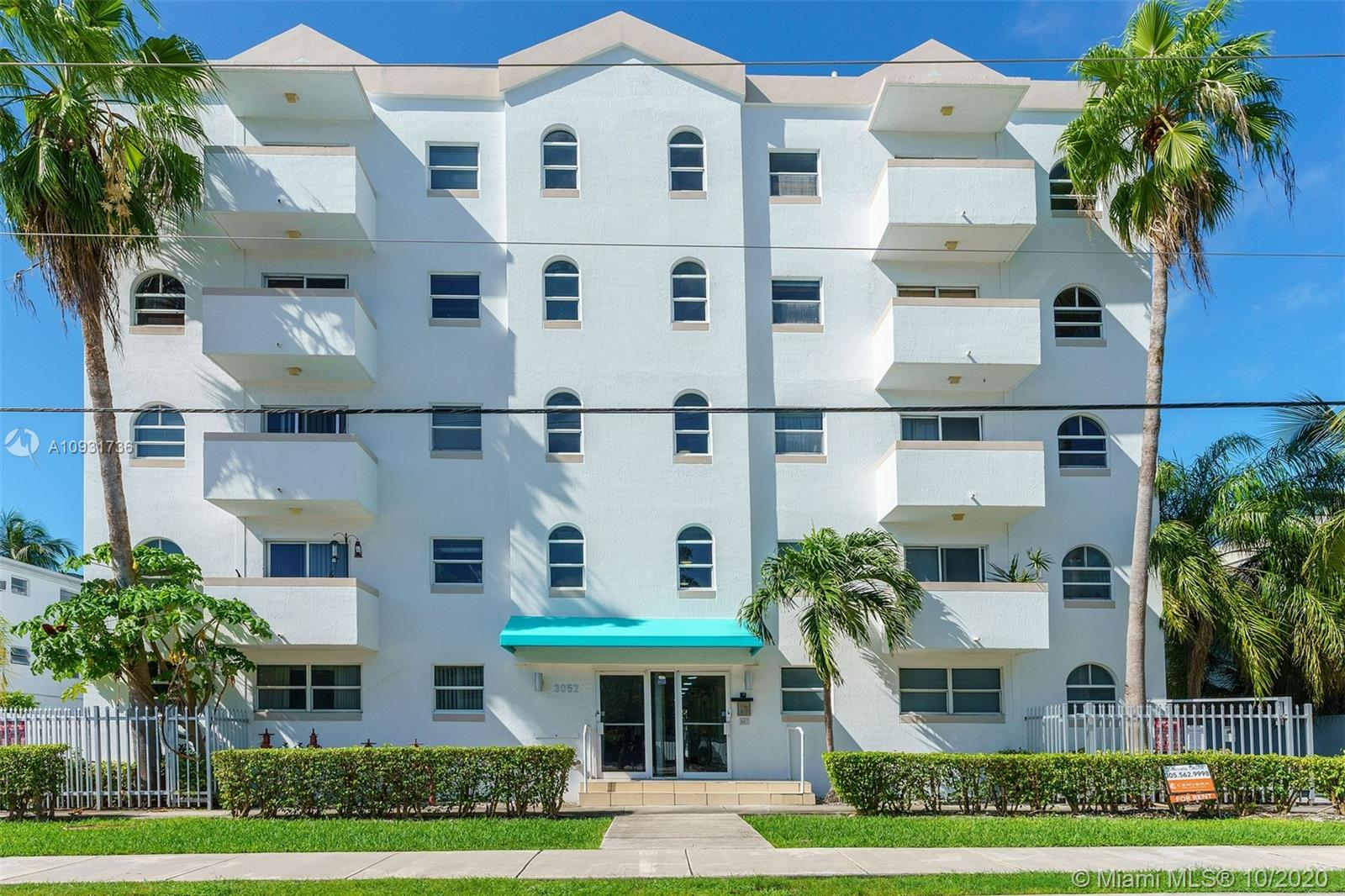 3052 SW 27th Ave #501 For Sale A10931736, FL