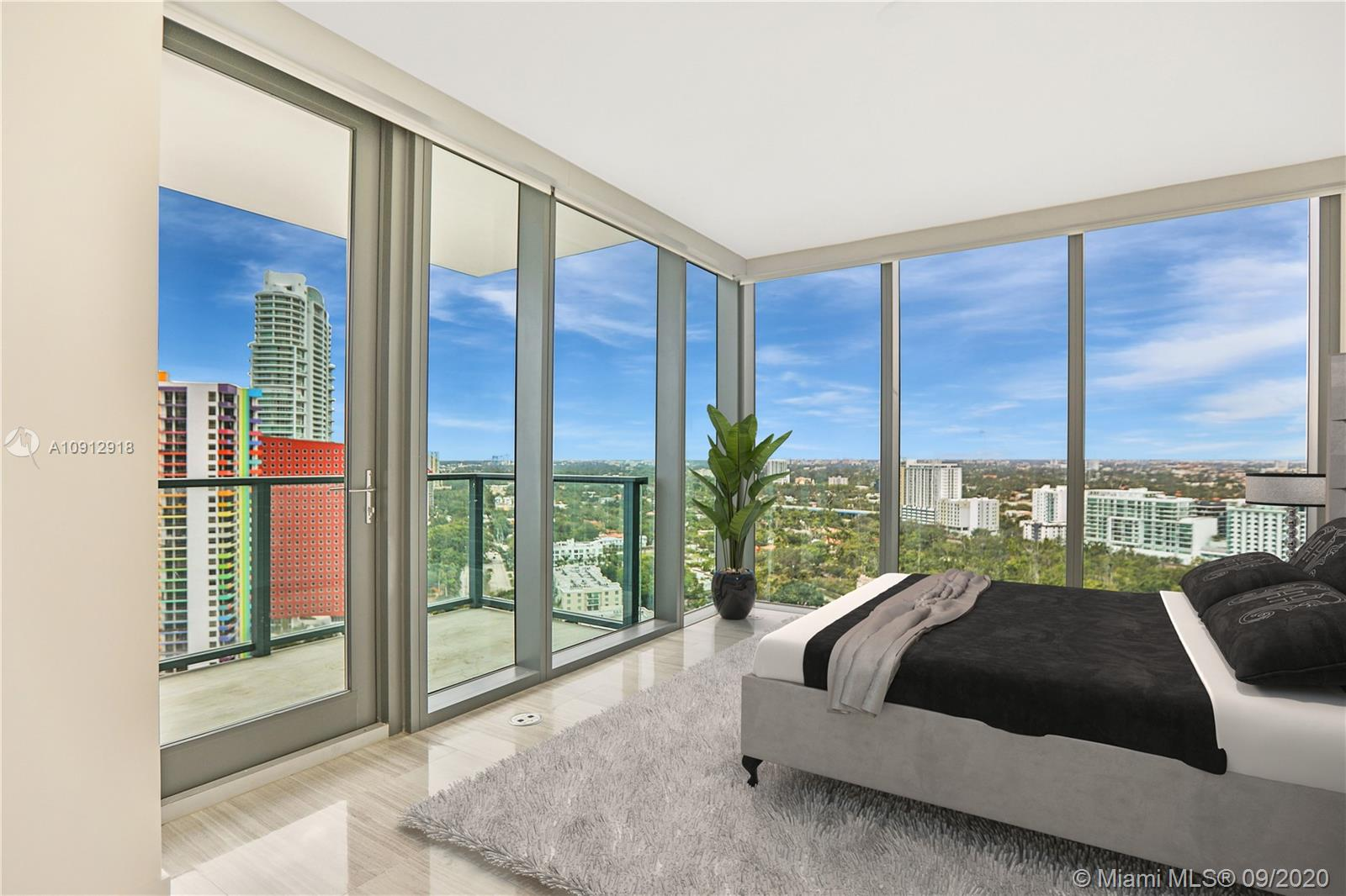 "Luxury Condo For SALE at Echo Brickell; this unique HIDDEN GEM is TWO condos converted to ONE by developer. All NEW CONSTRUCTION, modern residential high-rise that manifest's a birds eye view of Biscayne Bay. Unit features high-end appliances-Sub-Zero, WOLF, Bosch, Italian cabinetry, high ceilings, custom flooring through out, oversized balcony terrace with built in barbecue! In addition custom lighting system and ""Apple"" Home Technology... making it a smart home! 24–Hour CONCIERGE, PRIVATE CHAUFFER SERVICE with in approximately 5 miles and for airport drop offs and Pet Friendly! Dog walker included.! *Call or Text listing agent for more details, background check at tenants expense."