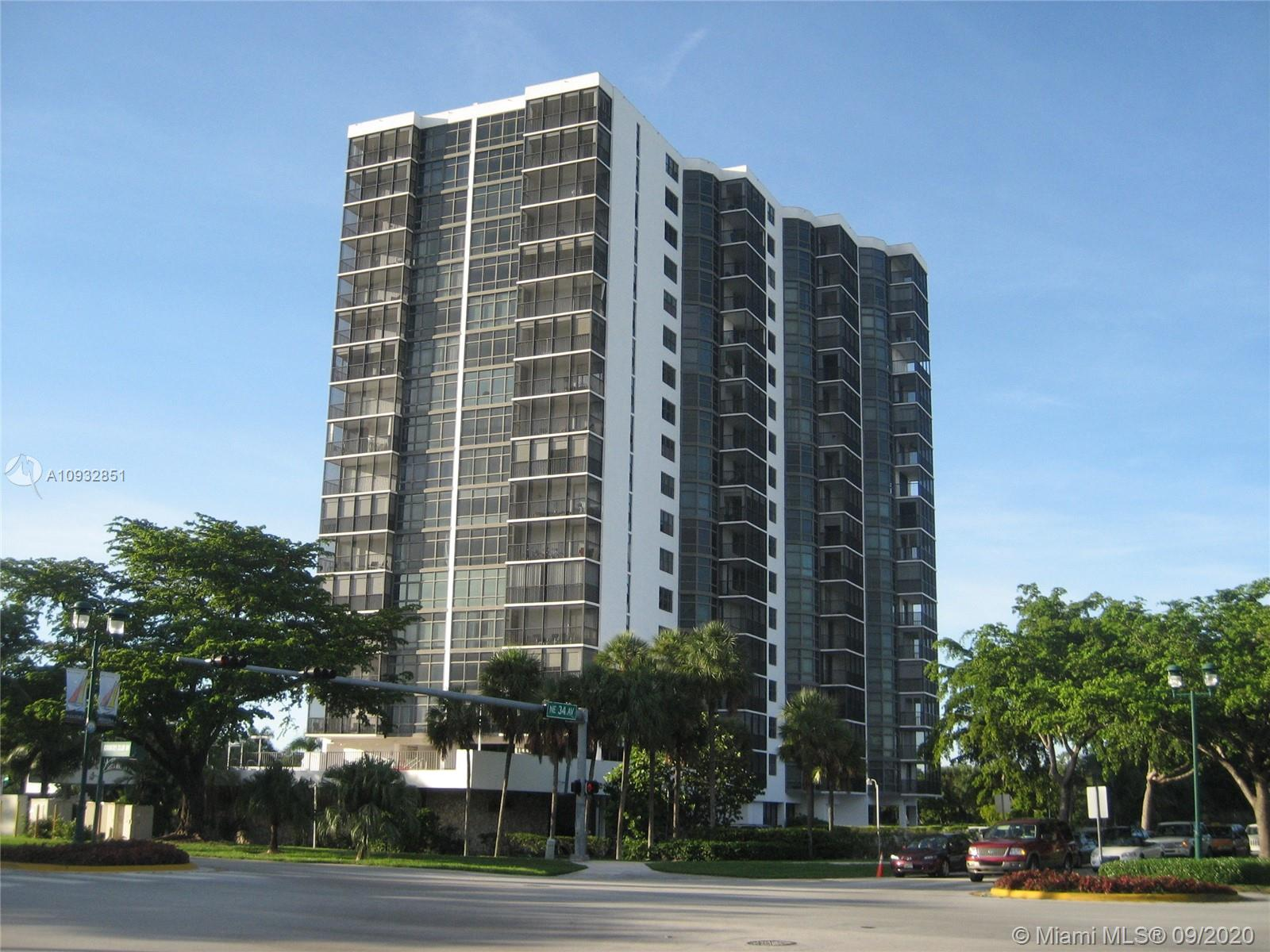 3375 N Country Club Dr #809 For Sale A10932851, FL