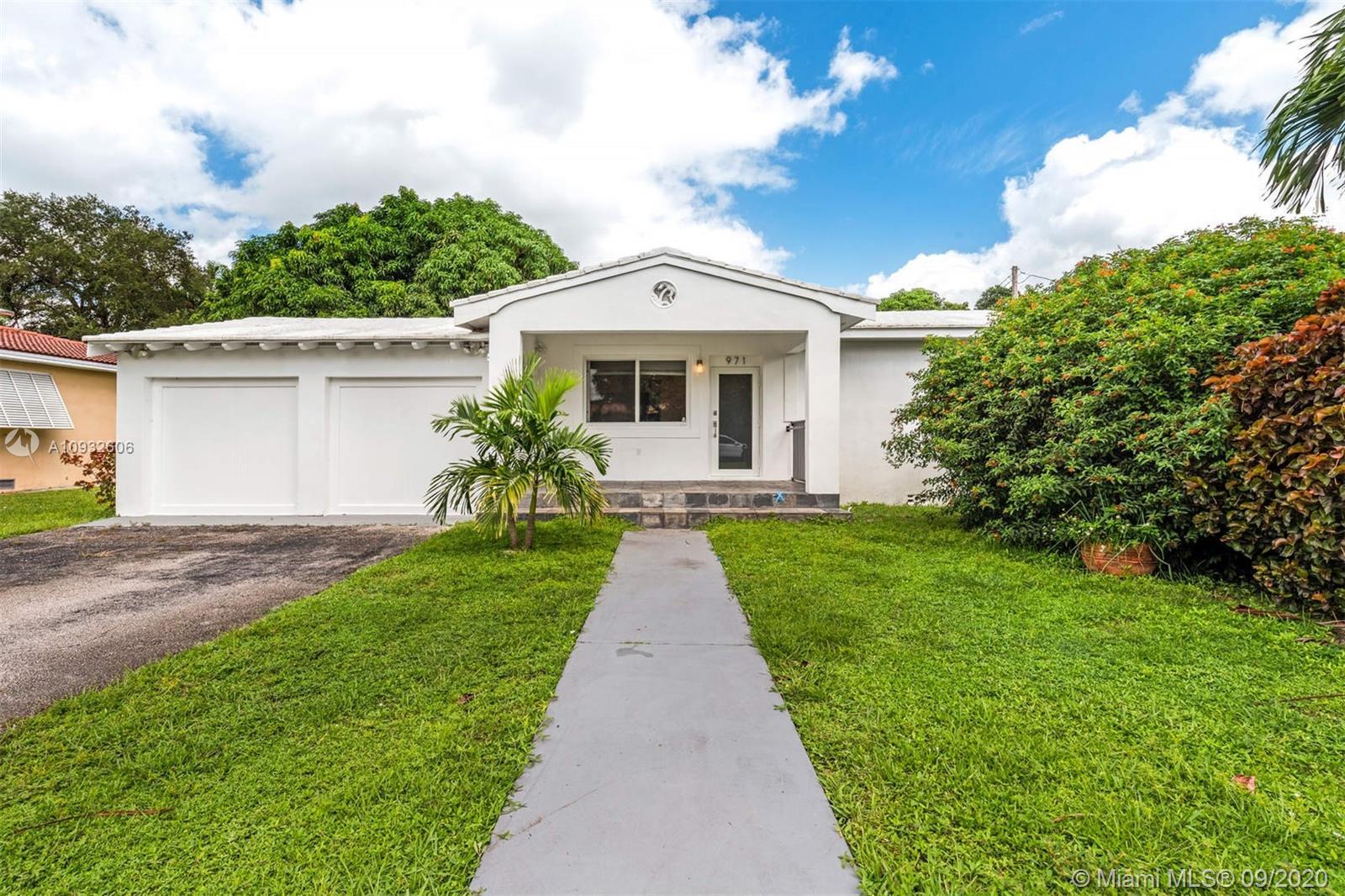 971 NE 115th St  For Sale A10932606, FL