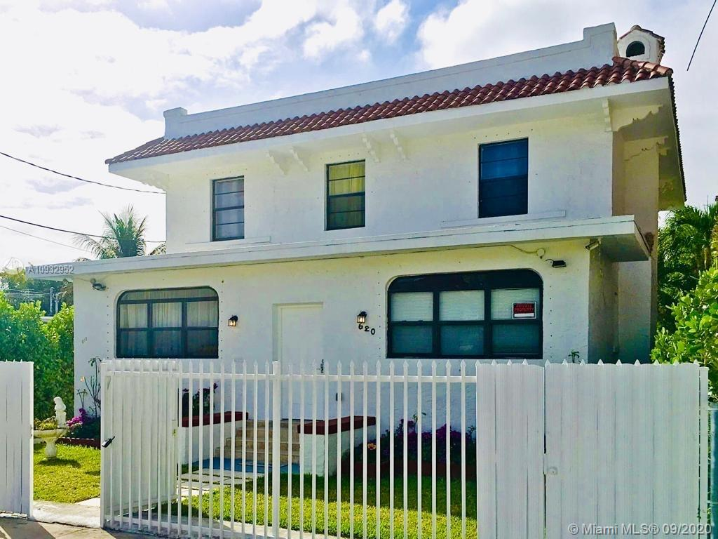 620 NW 10th Ave  For Sale A10932952, FL