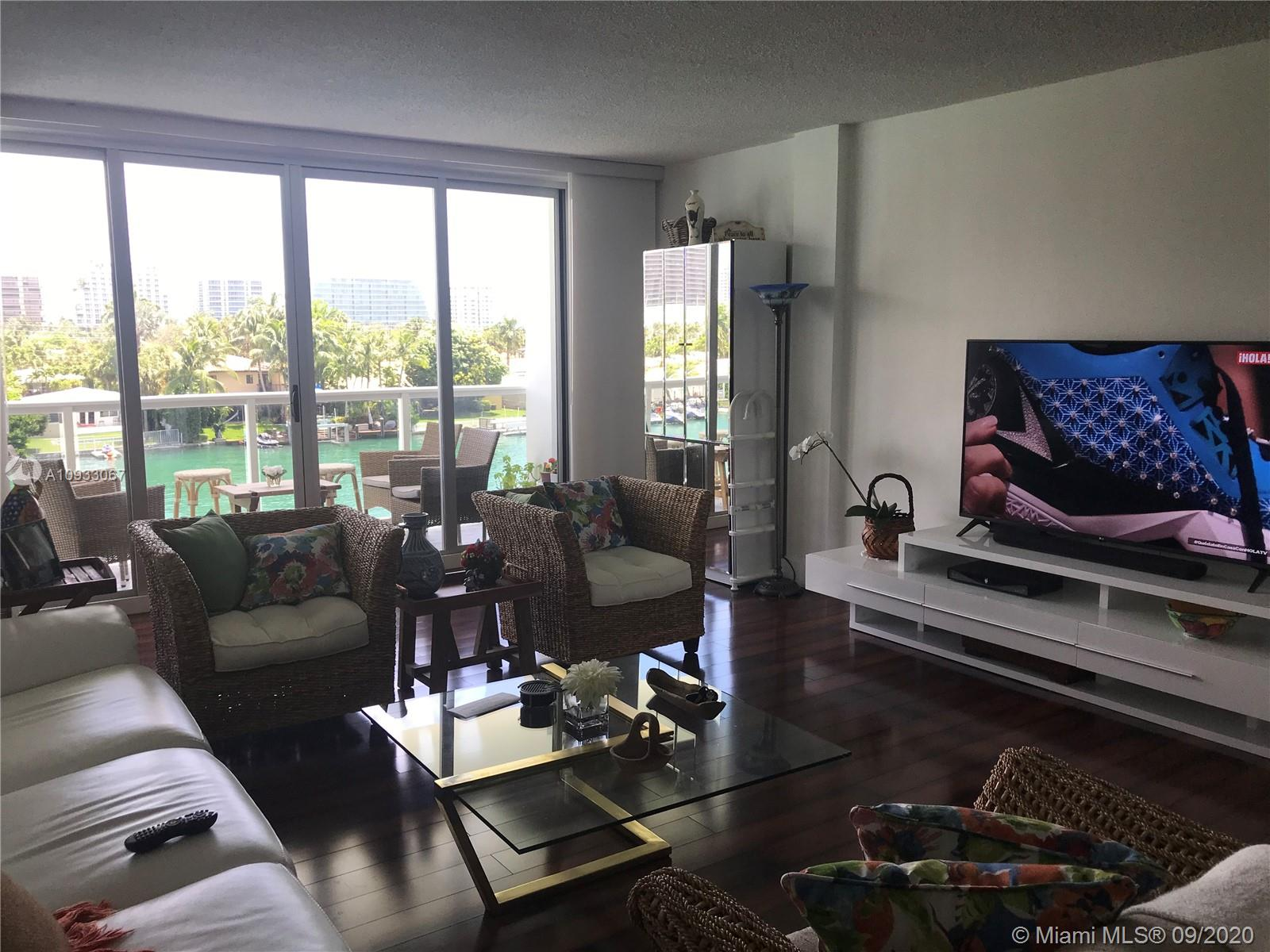 LOVELY  AND SPACIOUS APARTMENT ON BAY HARBOR ISLAND,  SPECTACULAR VIEWS FROM EVERY ROOM OVERLOOKING WATERWAYS.