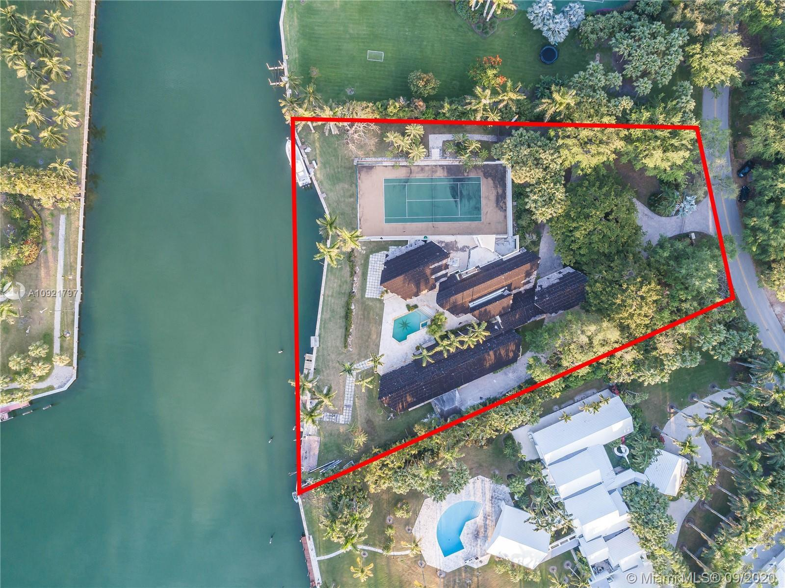 This 70,542 Sq. Ft. lot in prestigious Gables Estates comes with 302 feet of waterfront, a private dock, and no bridges to Biscayne Bay, a perfect setting for enjoying one of Miami's best lifestyles. With close proximity to schools, shopping, dining and entertainment in nearby neighborhoods, you will also appreciate the security and privacy in this gated enclave. The property is now an achievable dream, so don't miss out on the opportunity to make it your own!
