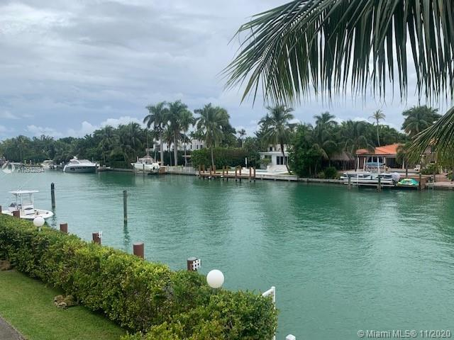 Breathtaking views from the unit's balcony to the Garden, Intracoastal & Pool area. Remodeled 1Bed/1Bath condo within walking distance to the Beach, Bal Harbour Shops, Surfside, Restaurants & more. Direct Ocean Access & Common Areas Boat Dock.