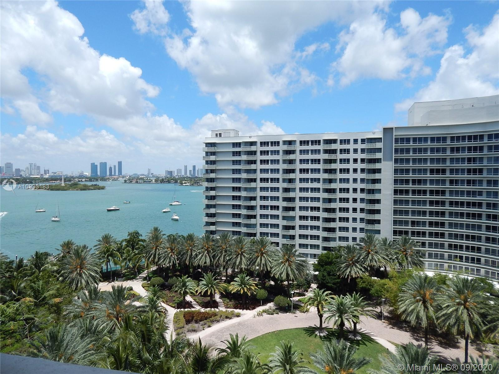 1500  BAY RD #1158S For Sale A10933183, FL