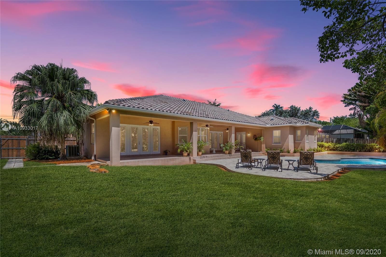 7470 SW 147th St  For Sale A10933017, FL