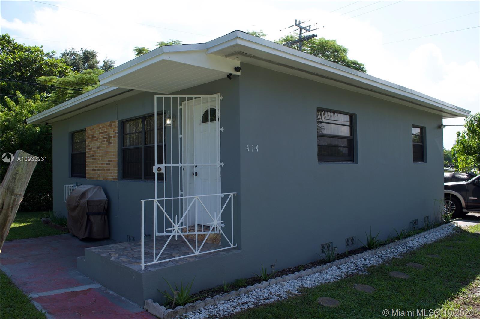 414 NE 59th St  For Sale A10933231, FL