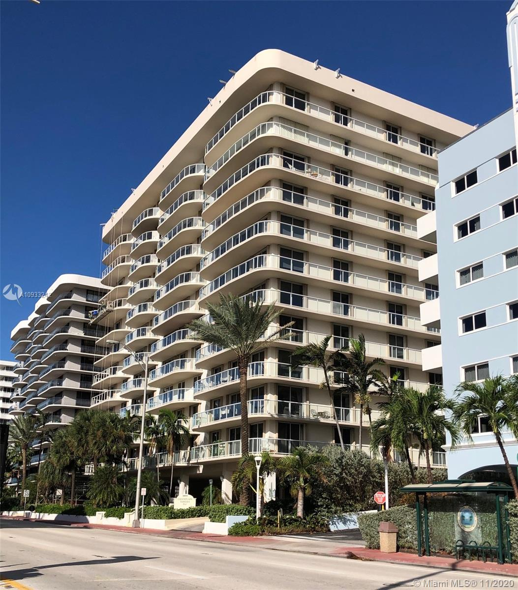 8855  Collins Ave #8F For Sale A10933242, FL