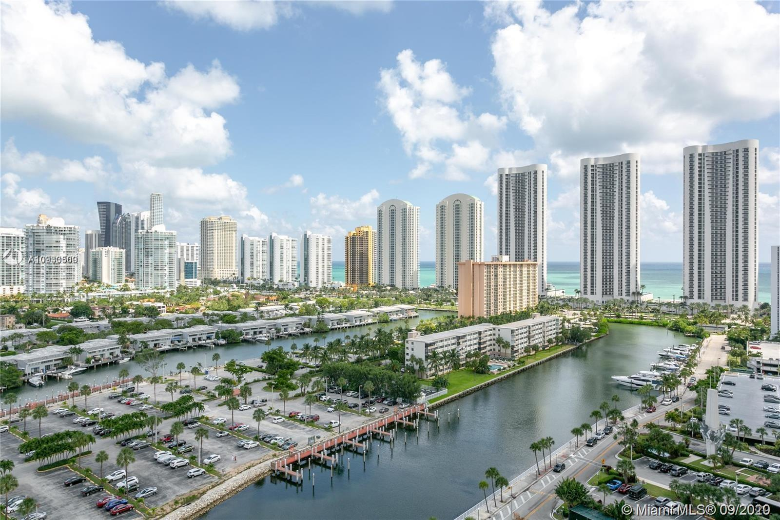 500  Bayview Dr #1919 For Sale A10933509, FL