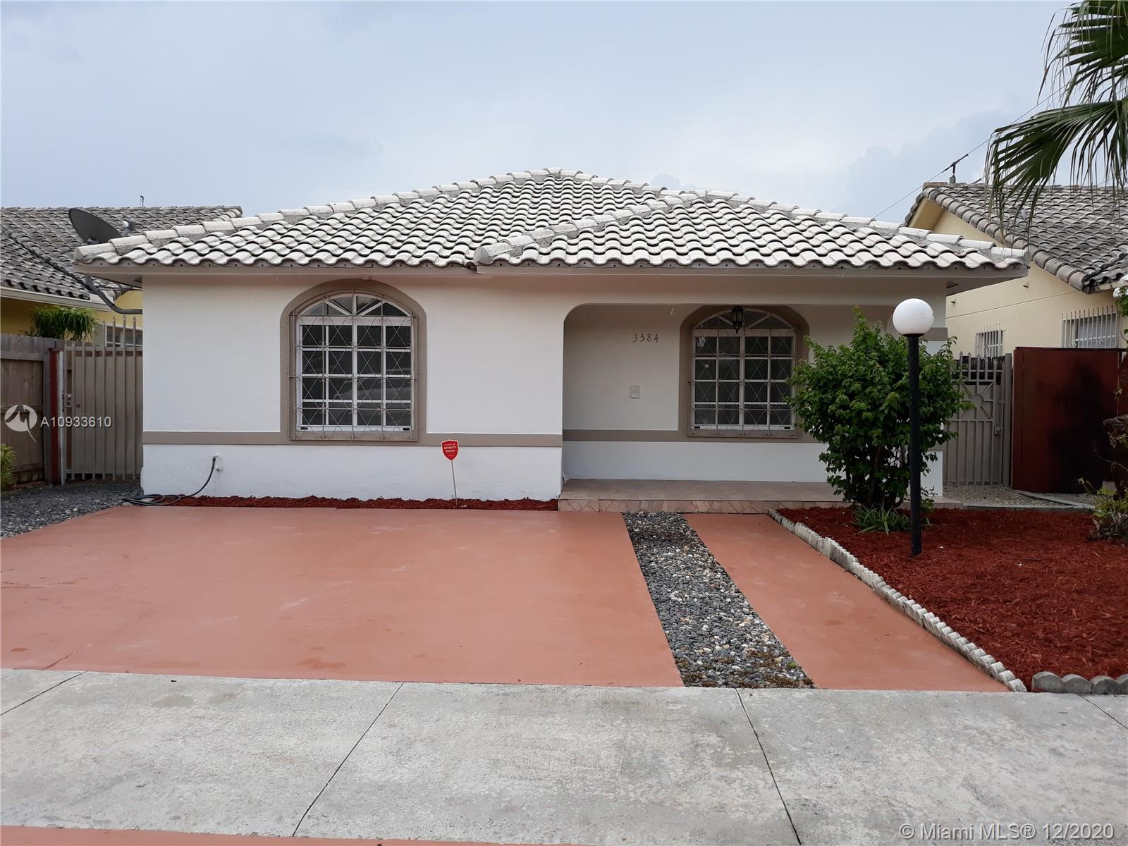 3584 W 74th Pl  For Sale A10933610, FL