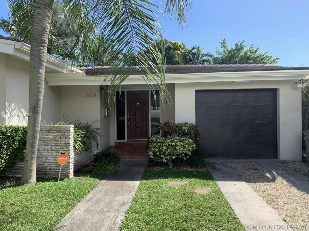 308  Cadima Ave  For Sale A10933952, FL